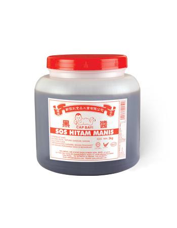 Bayi Sos Hitam Manis   Sin Heng Lee Food Industries Sdn. Bhd.